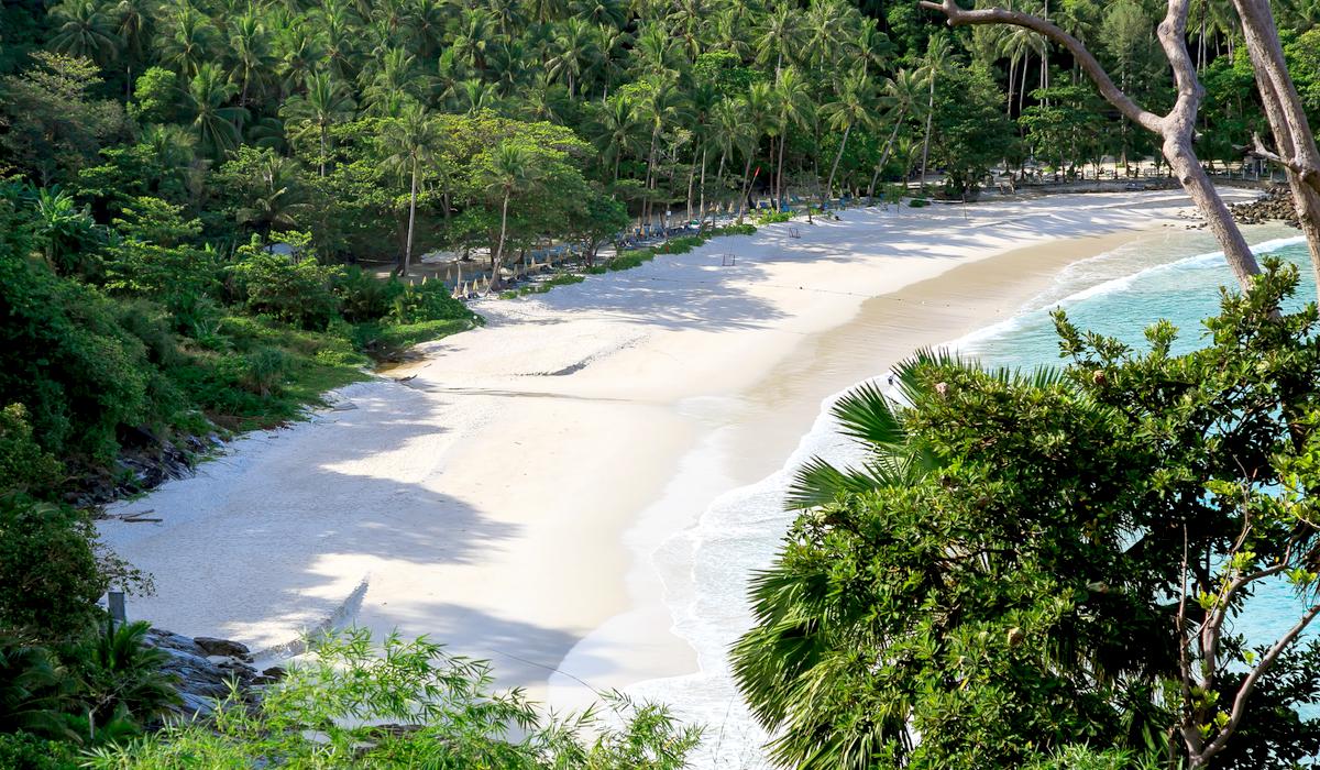 Phuket Freedom Beach Thailand